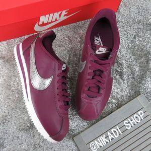 Nike Classic Cortez Leather Premium Sneakers